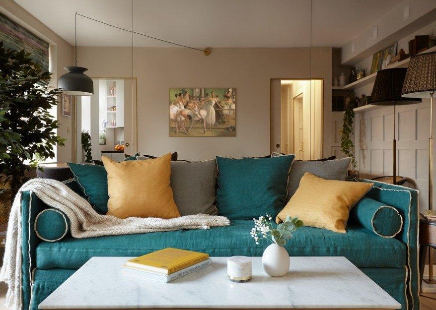 дизайн трехкомнатной квартиры идеи фото