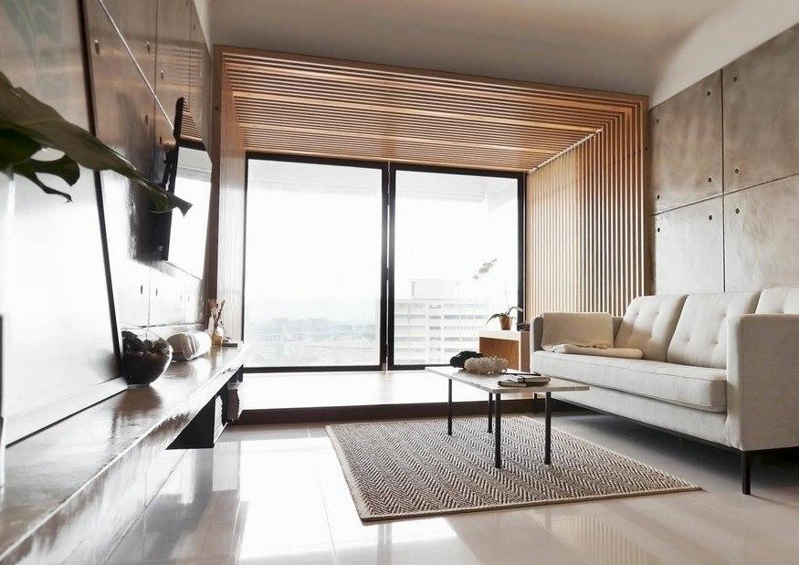 дизайн трехкомнатной квартиры идеи