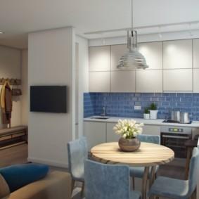 дизайн малогабаритной квартиры идеи оформления