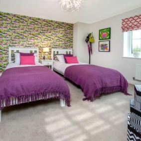 Дизайн детской спальни для мальчиков подростков