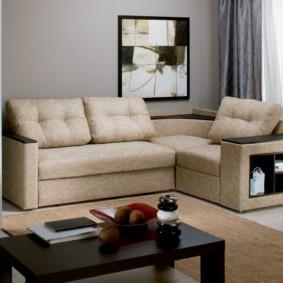 Компактная мебель для городской квартиры