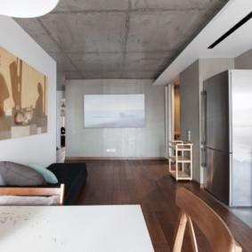 дизайн малогабаритной квартиры фото варианты