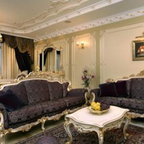 Шикарная мебель в классическом стиле