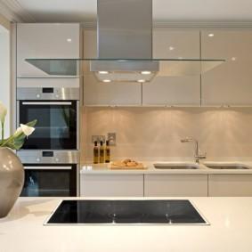 Фото современной кухни в квартире