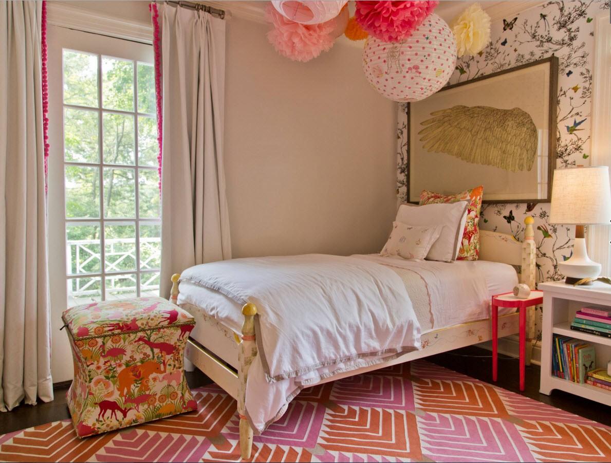 деревянные как сделать уютную спальню своими руками фото форме трапеции