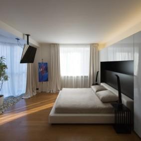 Минимализм в дизайне малогабаритной квартиры