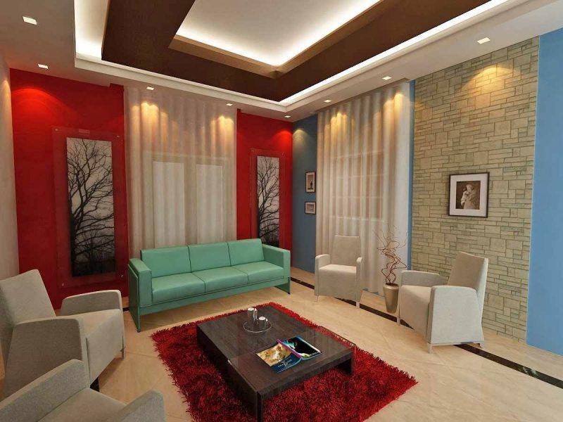 фотографии фото недорогого но красивого ремонта зала хоть сложная, структурно