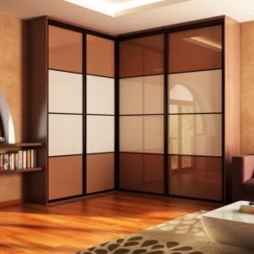 Современная гостиная с удобной мебелью