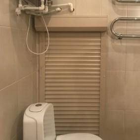 Трубы подключения водонагревателя накопительного типа