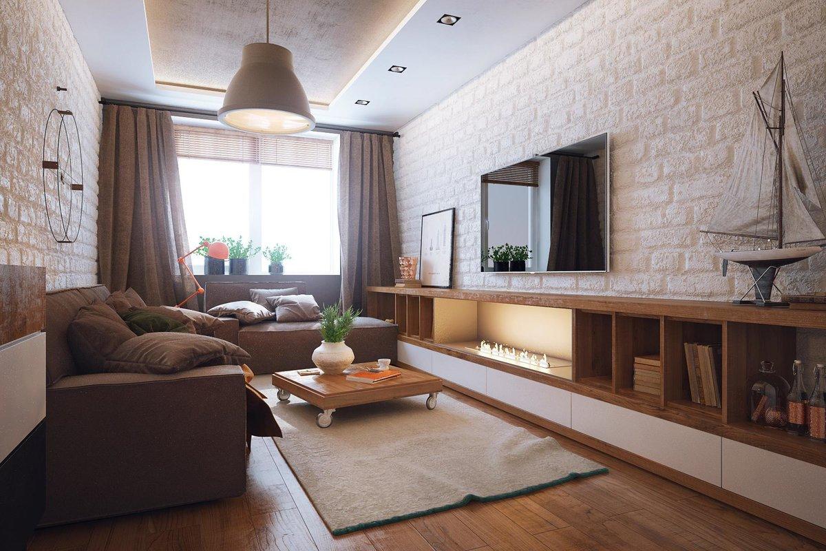 гостиная 18 кв м дизайн