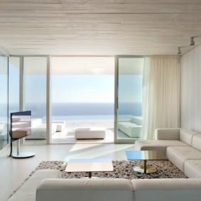 гостиная в современном стиле фото декор