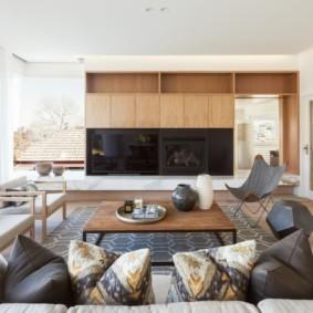 гостиная в современном стиле фото дизайн