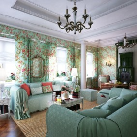 гостиная в современном стиле дизайн