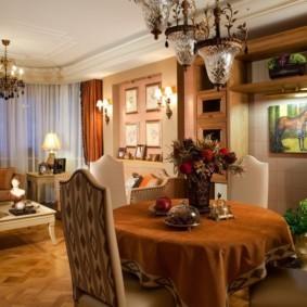 гостиная в современном стиле фото декора