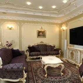 гостиная площадью 17 кв м фото дизайн