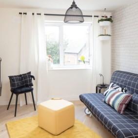 гостиная комната в светлых тонах интерьер идеи