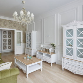 гостиная комната в светлых тонах идеи интерьер