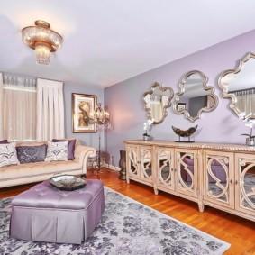 гостиная комната в светлых тонах оформление идеи