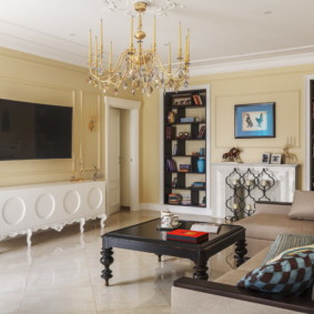 гостиная комната в светлых тонах идеи оформление