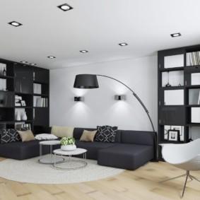 гостиная комната в светлых тонах идеи фото