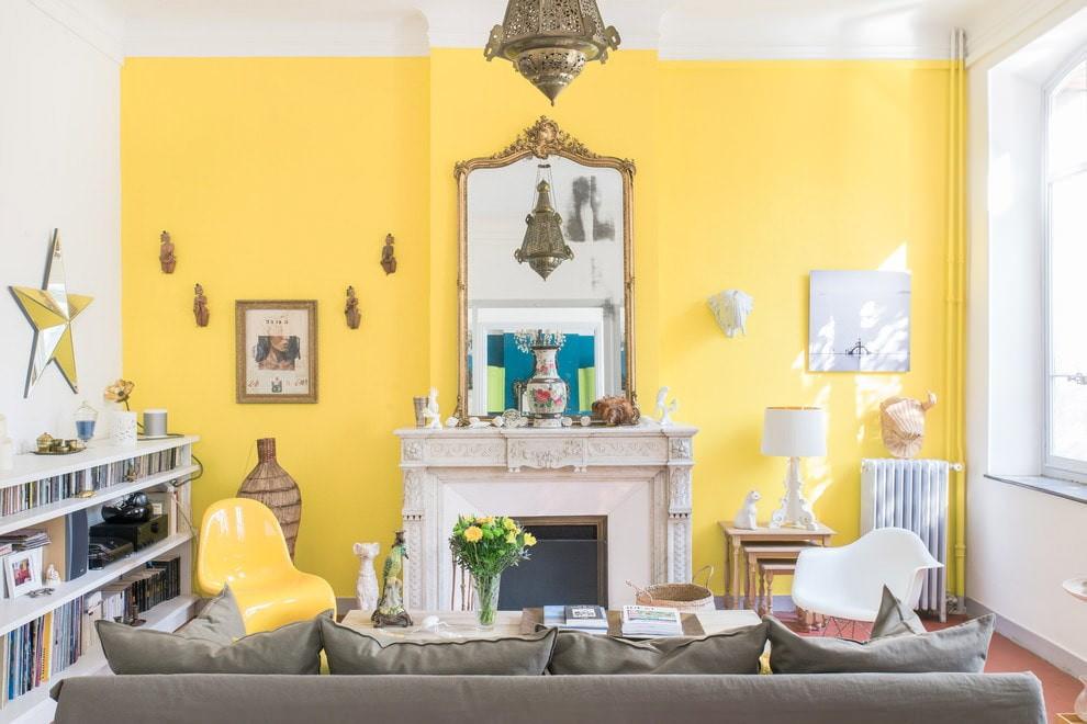 гостиная комната в светлых тонах идеи дизайн