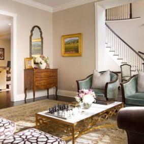 гостиная площадью 16 кв м интерьер фото
