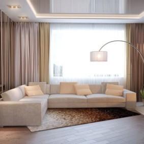 гостиная площадью 16 кв м идеи вариантов