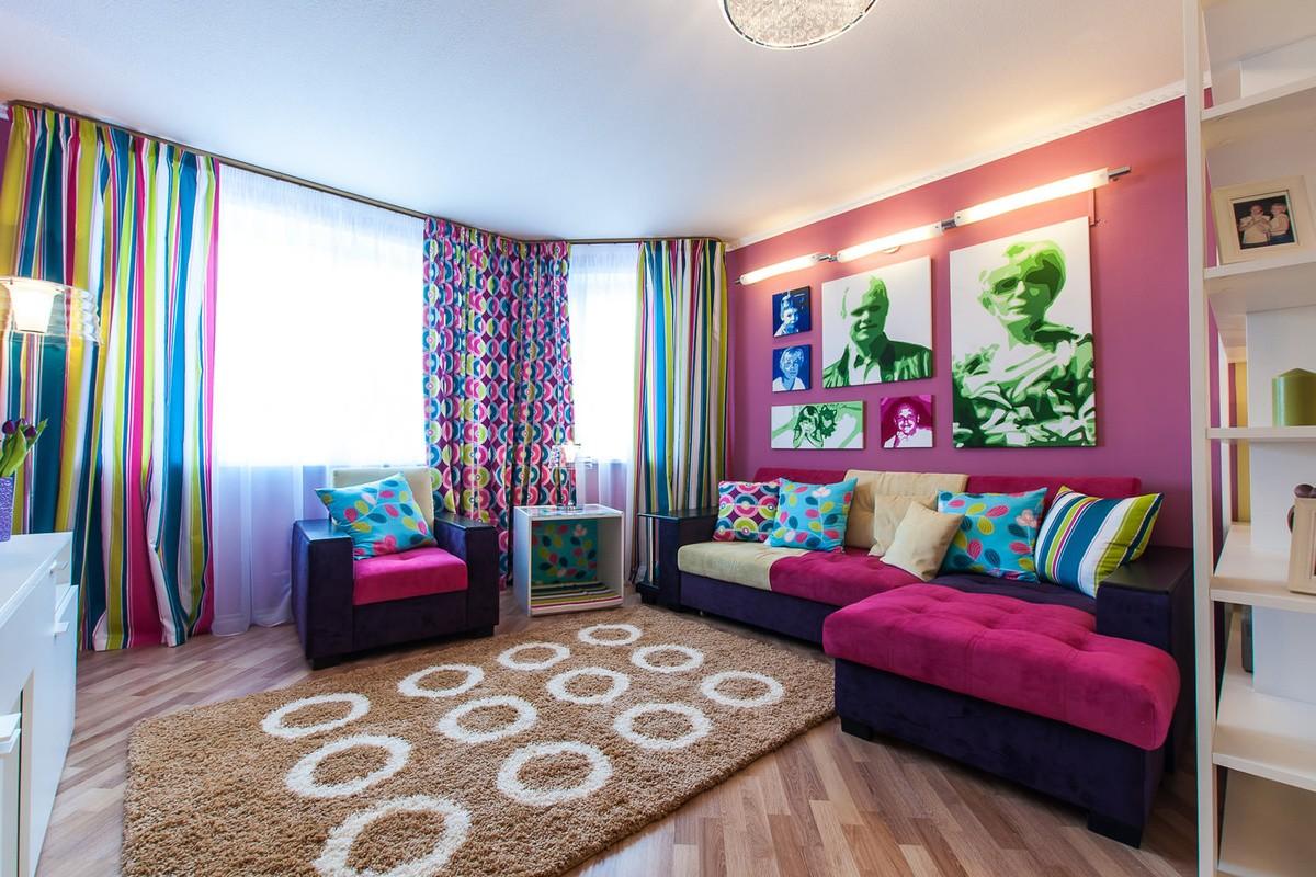 гостиная площадью 16 кв м дизайн фото