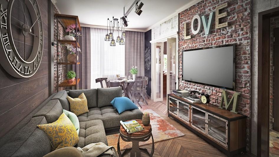 гостиная площадью 16 кв м интерьер