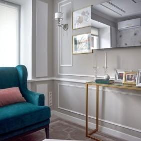 гостиная в американском стиле идеи дизайна