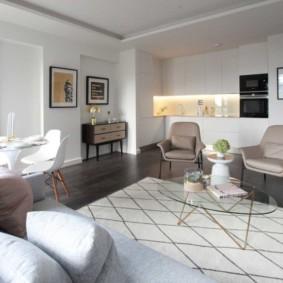 гостиная в современном стиле дизайн идеи