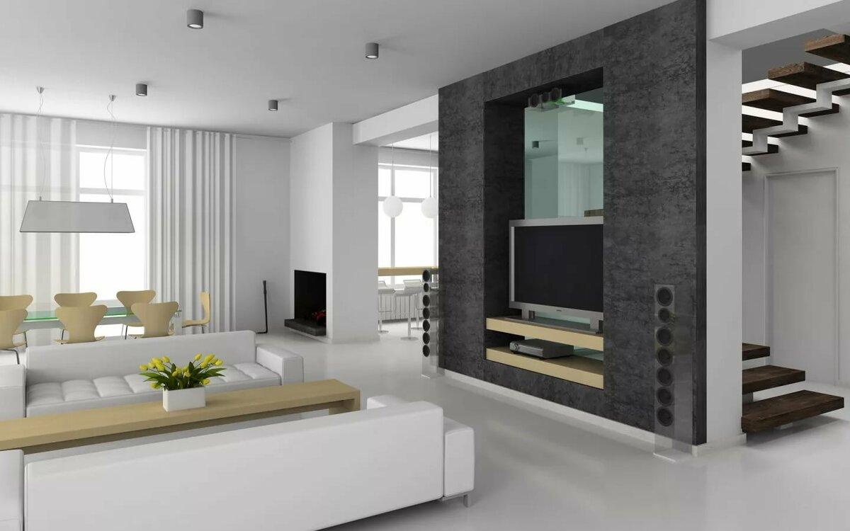 дизайн гостиной с одним окном фото каждый