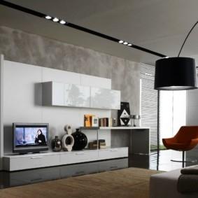 гостиная в современном стиле идеи