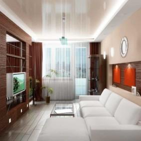гостиная в современном стиле фото варианты
