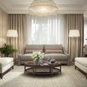 гостиная в современном стиле фото вариантов