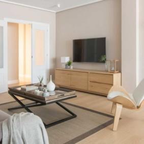 гостиная в современном стиле варианты дизайна