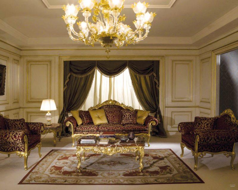 живность, замеченная красивые гостиные в стиле барокко фото разделе