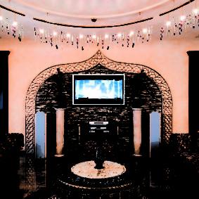 гостиная в восточном стиле идеи декор