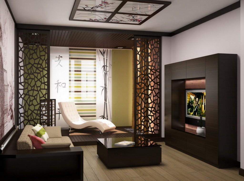 гостиные в восточном стиле