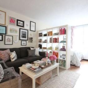 дизайн малогабаритной квартиры варианты идеи