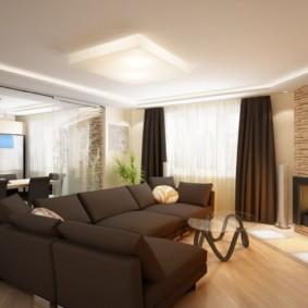 камин в интерьере квартиры дизайн идеи