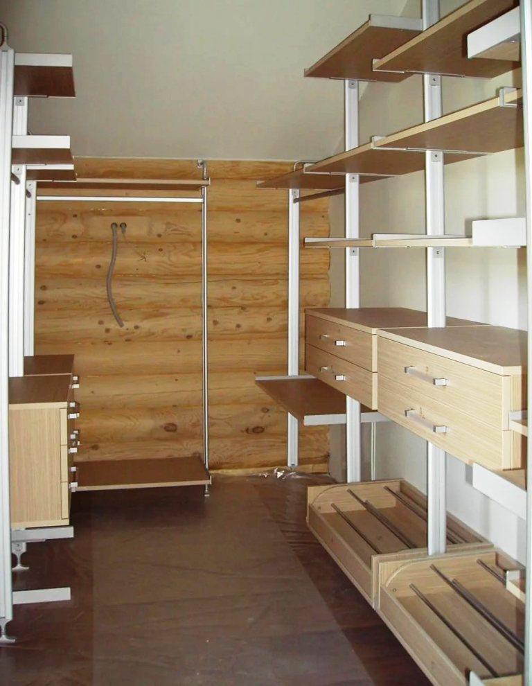 кладовка в квартире планировка