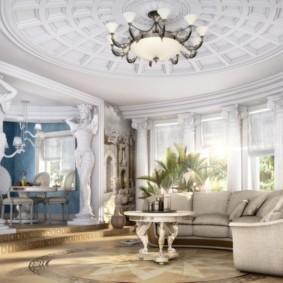 колонны в интерьере фото декор