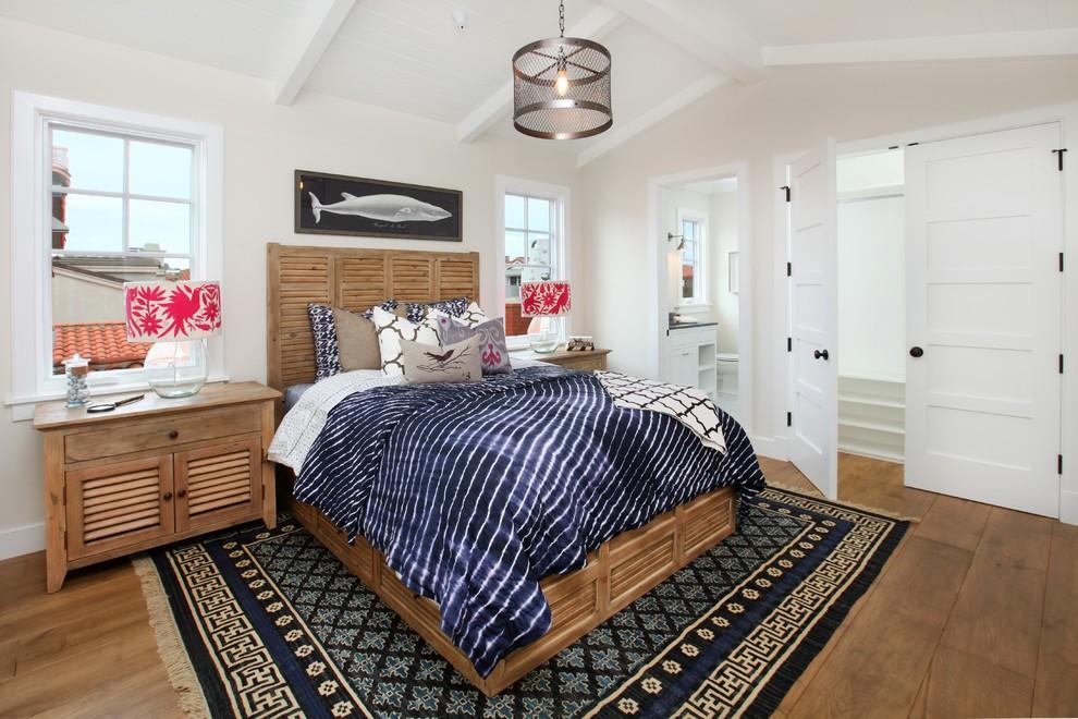 дизайн спальни с ковром