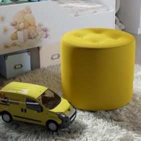 кресло пуф для детской