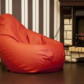 кресло пуф для детской декор фото