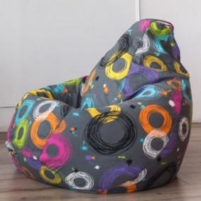 кресло пуф для детской декор идеи