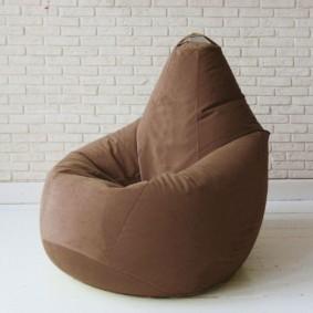 кресло пуф для детской идеи декор