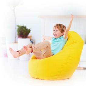 кресло пуф для детской варианты фото