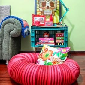 кресло пуф для детской виды фото